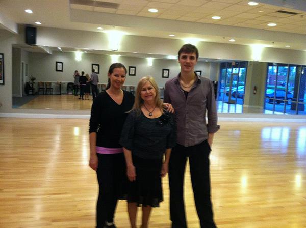 2013 Workshops - Ultimate Ballroom