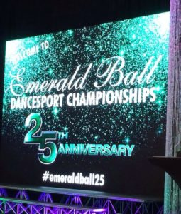 2014 Emerald Ball - Ultimate Ballroom