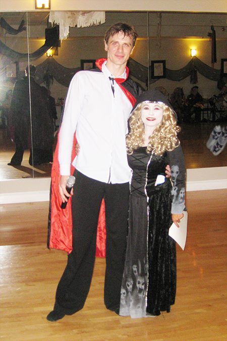 2014 Halloween Party at Ultimate Ballroom Dance Studio in Memphis