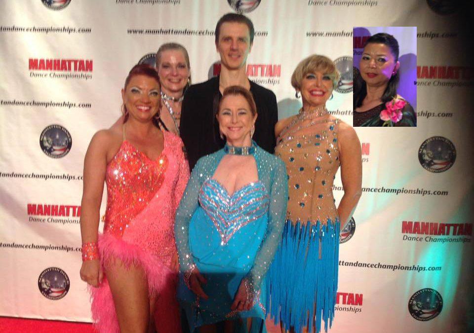 2015 Manhattan Dancesport