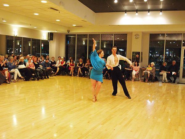Ultimate Ballroom Dance Studio Spring Showcase (2015)