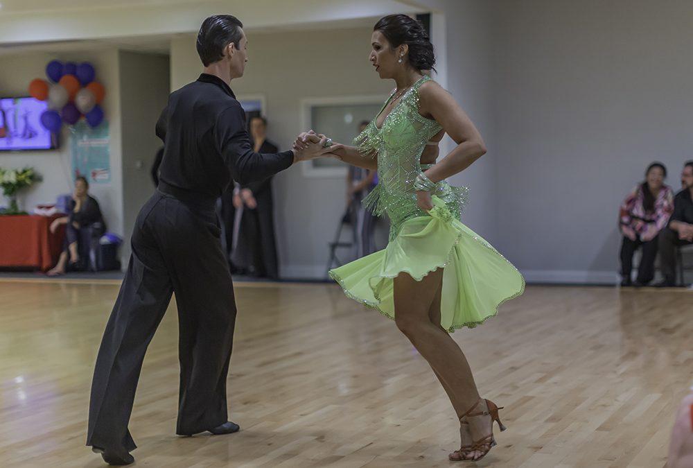 Ultimate Ballroom's 6-Year Anniversary Showcase