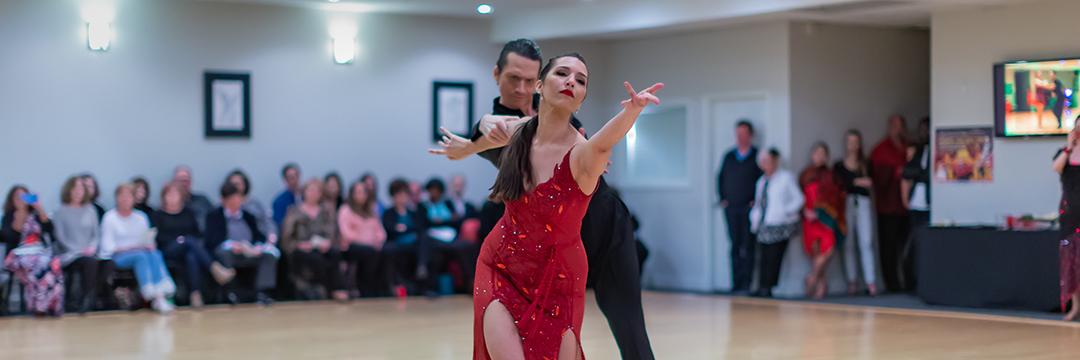Pasodoble at Ultimate Ballroom Dance Studio