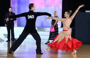 Pro-Am Ballroom Dance Competitions
