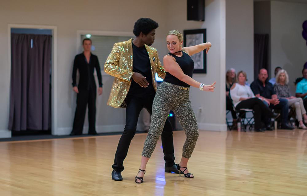 Cha Cha Ballroom Dance Style