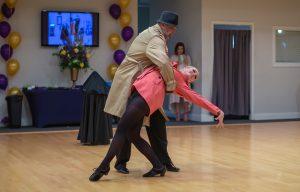 Foxtrot Ballroom Dance Style
