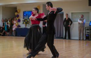 Paso Doble Ballroom Dance Style