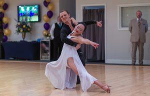 Rumba Ballroom Dance Style