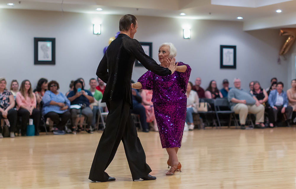 Learning Important Life Skills from Ballroom Dancing