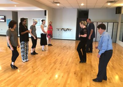 Group Ballroom Dance Class