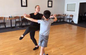 Private Ballroom Dance Lessons