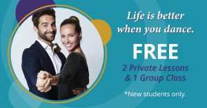 Free Dance Lessons at Ultimate Ballroom