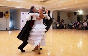 Tango Show Dance at Ultimate Ballroom Dance Studio