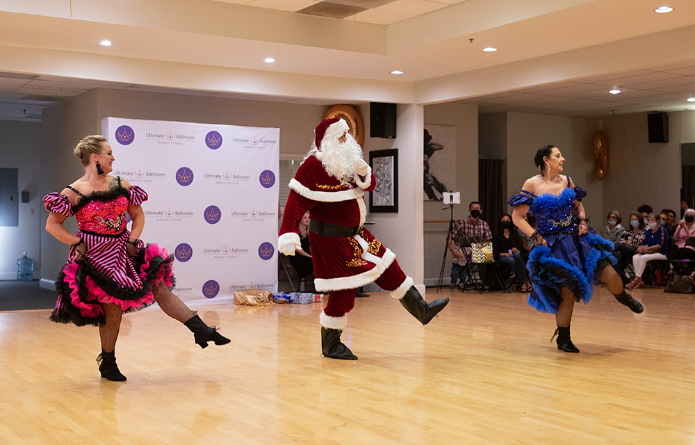 Novelty Show Dance at Ultimate Ballroom Dance Studio