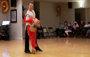 Bolero Show Dance at Ultimate Ballroom Dance Studio